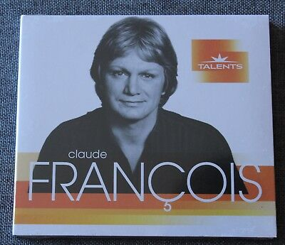 Claude François, Talents - Best of , CD neuf