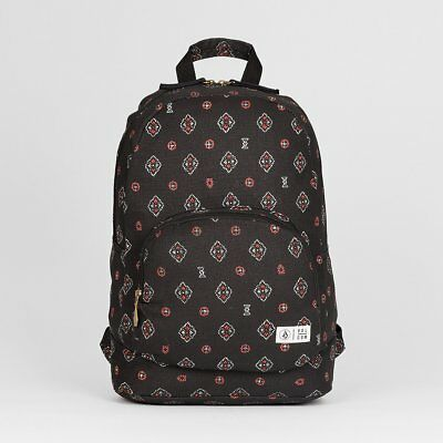Volcom Schoolyard Polyester Women's Backpack Black
