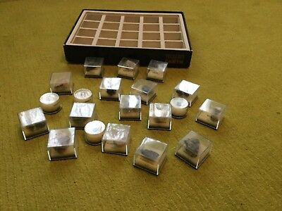 Treasures from around the world mineral set.