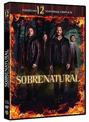 Supernatural Die komplette Staffel/Season 12 [DVD] 6-Disc Deutscher Ton NEU OVP