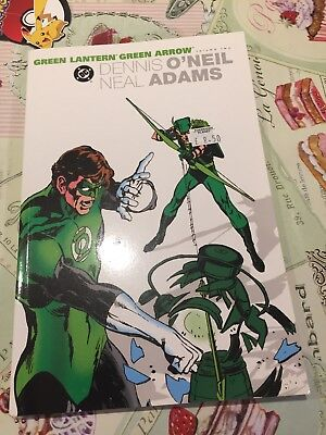 Green Lantern Green Arrow Vol 2 Book