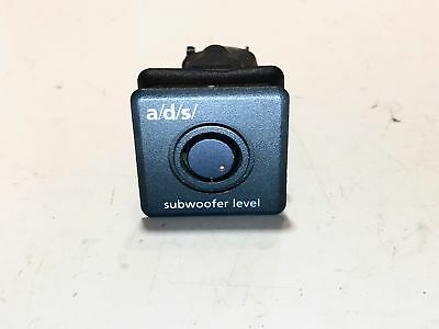 Range Rover Classic ADS Sub Woofer Control Switch RTC7734 1992-1993-1994