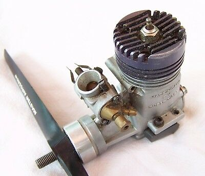 SUPER TIGRE Gas Powered Model Airplane Engine w/ Prop Series X Engine ITALY
