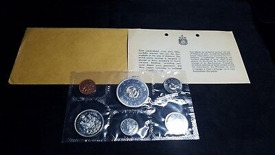 1964 Royal Canadian Mint Set