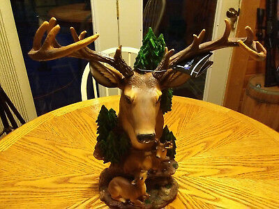Dwk Whitetail Deer Collector Series New Figurine