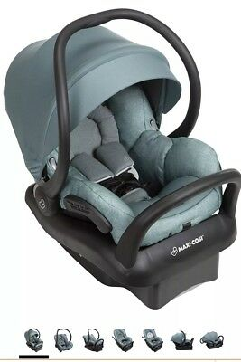 Maxi-Cosi Mico Max 30 Special Edition Infant Car Seat Includes Base Nomad Green