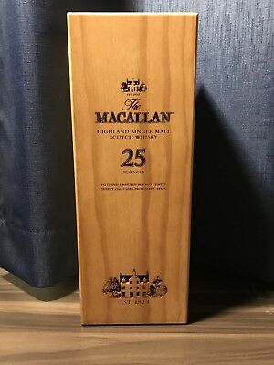 The Macallan 25 Year Scotch Whisky