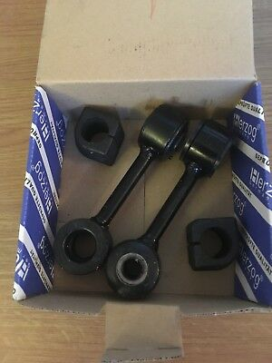 VW Transporter T4 Suspension - Coupling Rob & Stabiliser Bushes