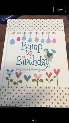 Bump To Birthday Book