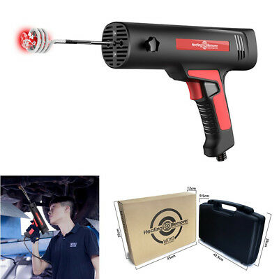 110V US Plug Induction Ductor Magnetic Heater Repair Tool Heating Bolt Remover