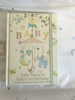 Baby Book Record