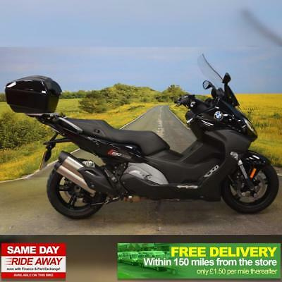 BMW C650 Highline 2016 ** ONE OWNER, ALL KEYS AND BOOKS, BMW SERVICE HISTORY **