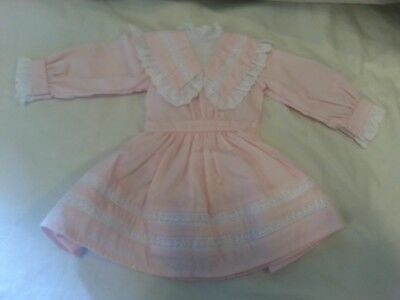 American Girl Doll NELLIE Nellie's Spring Party Dress DRESS ONLY EXC