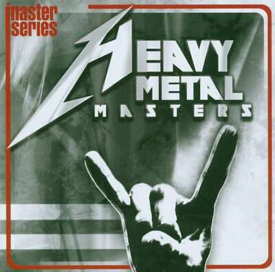 FREE US SHIP. on ANY 3+ CDs! NEW CD Various Artists: Heavy Metal Masters Dual Di