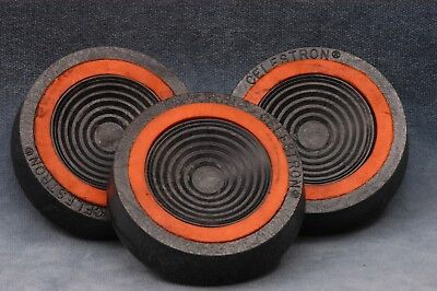 Celestron Anti0-Vibration Pads For Astronomy Telescope - Free Usa Shipping