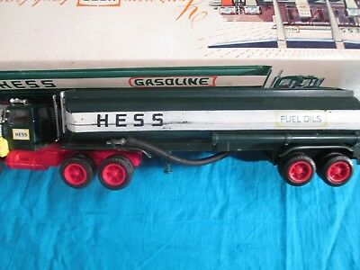 1972 Hess Truck with Box