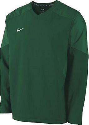Nike Men/'s Staff Ace Dri-Fit Pullover Anthracite Grey 100/% Polyester