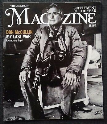 Don McCullin The Times Supplement Magazine