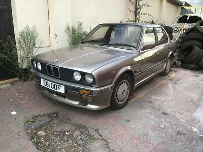 bmw 325i e30 manual barnfind project with mtec phase one genuine bodykit very so