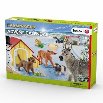 Schleich® Farm World 97448 Adventskalender Jahr 2017 - TOP SONDERPREIS