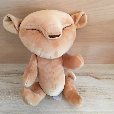 Disney Theatre Musical The Lion King Simba Cub Baby Plush Jointed Soft Toy Rare