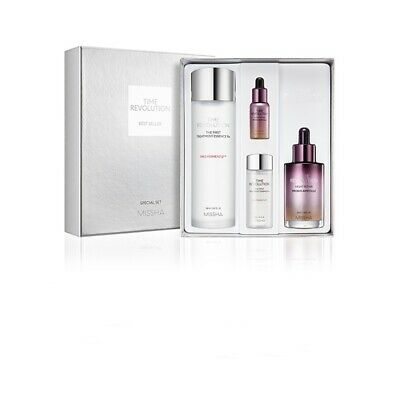 MISSHA Time Revolution Best Seller Special Set First Treatment + Night Repair