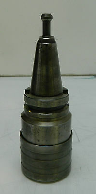 SPV BT 40 Taper Tapping Chuck Adapter, # CGS-24, Used, WARRANTY