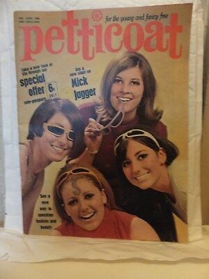 Petticoat Magazine 18 June 1966