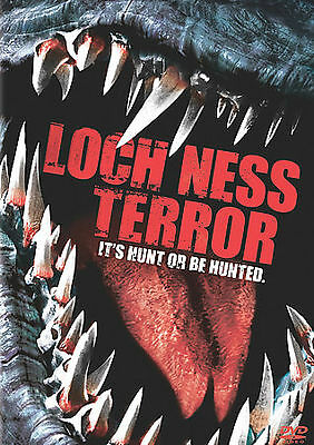 Loch Ness Terror (DVD) RESEALED LIKE NEW IN EXCELLENT CONDITION SHIPS WITH CASE