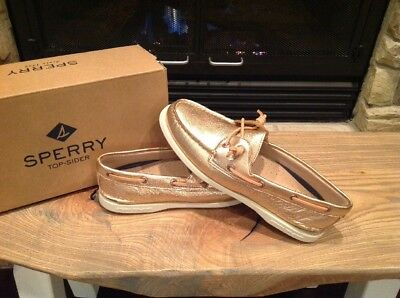 sperry angelfish rose gold Shop