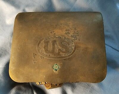 Civil War US Model 1864 Cartridge Box