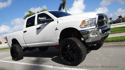 """Ram 2500 4WD Crew Cab 149"""" Tradesman 2016 Ram 2500 Diesel 4x4 LIFTED WELL OVER 10K IN EXTRAS! ONE OF A KIND MUST SEE"""