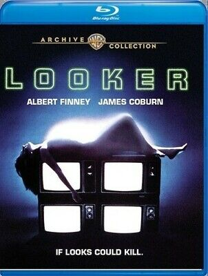 Looker [New Blu-ray] Manufactured On Demand, Subtitled, Amaray Case
