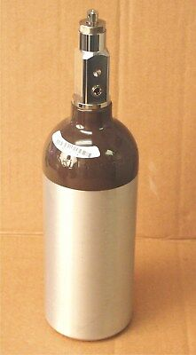 One IABP Reusable Helium Tank Cylinder Compatible with Datascope / Arrow   EMPTY