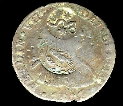 8 REALES 1811 MORELOS AND CHILPANZINGO COUNTERSTAMPS WEIGHTS 21 Gr
