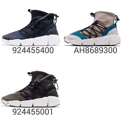 79f46bf0dd2 Nike Air Footscape Mid Utility Mens Lifestyle Shoes Boots NSW Sneakers Pick  1