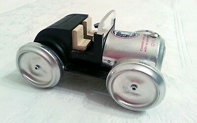 Beer Can Car, Coors Light, Man Cave, Game Room, Collectible