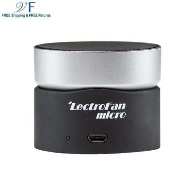 LectroFan Micro Wireless Sleep Sound Machine and Bluetooth Speaker with Fan Soun