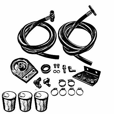 03 07 Ford Truck 6 0 6 0l Powerstroke Diesel Coolant Filter Kit