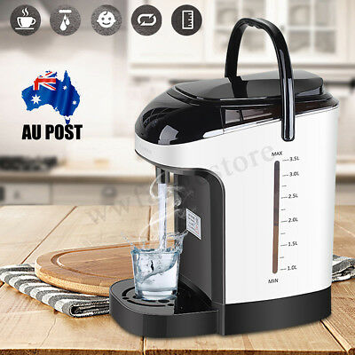 3.5L Electric Water Boiler Dispenser Instant Boiling Water Home Office Kettle AU
