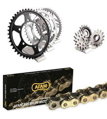 Kit chaine Afam Triumph 800 TIGER 800 XCA ABS 15-17