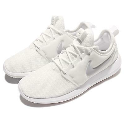8fb491e3e22 Wmns Nike Roshe Two 2 II White Wolf Grey Women Running Shoes Sneakers  844931-101