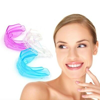 Adult Tooth Orthodontic Appliance Trainer Alignment Mouthpiece Dental Care Tool