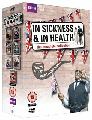 In Sickness and in Health Complete Seasons Series 1+2+3+4+5+6 DVD R4