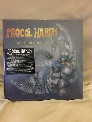 Procol Harum - Still There'll Be More. Anthology Box Set 5CD/3DVD [NEW/SEALED]