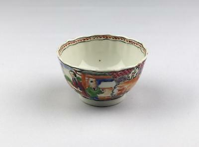 Antique 18thC Chinese Qing Qianlong Famille Rose Export Porcelain Large Cup