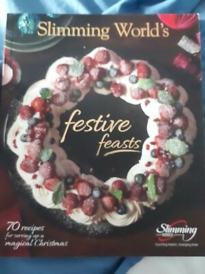 Slimming world's festive feasts