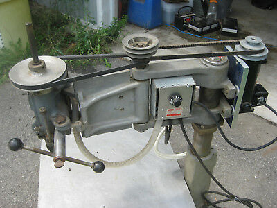 Articulating Arm Variable Speed Taping Drill Press