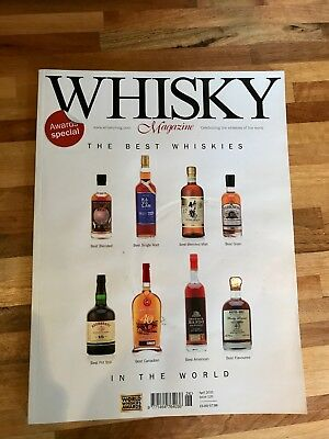 WHISKY Magazine April 2015 Awards Special - Best Whiskies in the World