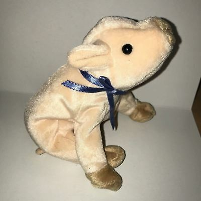 Ty Beanie Baby KNUCKLES the PIG, March 25, 1999, Style 4247, Beanie Babies